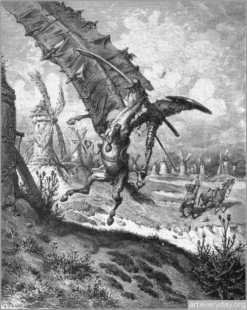 35 | Поль Гюстав Доре - Paul Gustave Dore. Мастер книжной иллюстрации | ARTeveryday.org