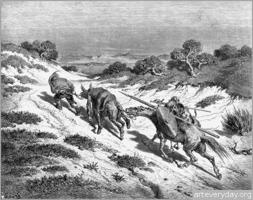 36 | Поль Гюстав Доре - Paul Gustave Dore. Мастер книжной иллюстрации | ARTeveryday.org