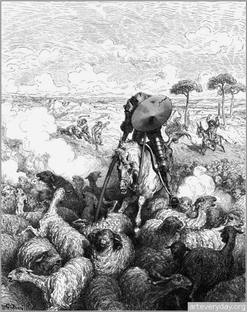37 | Поль Гюстав Доре - Paul Gustave Dore. Мастер книжной иллюстрации | ARTeveryday.org
