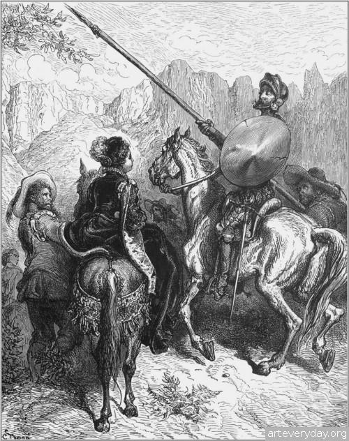 39 | Поль Гюстав Доре - Paul Gustave Dore. Мастер книжной иллюстрации | ARTeveryday.org