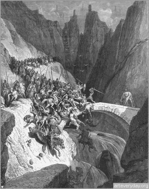 40 | Поль Гюстав Доре - Paul Gustave Dore. Мастер книжной иллюстрации | ARTeveryday.org