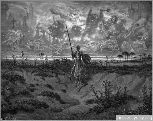 41 | Поль Гюстав Доре - Paul Gustave Dore. Мастер книжной иллюстрации | ARTeveryday.org
