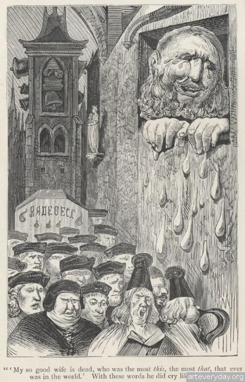 7 | Поль Гюстав Доре - Paul Gustave Dore. Мастер книжной иллюстрации | ARTeveryday.org