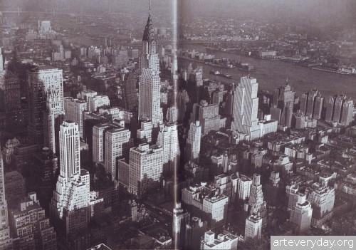 3 | Нью-Йоркский стиль - Экстерьер Интерьер Детали | ARTeveryday.org