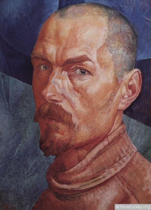 1 | Петров-Водкин Кузьма Сергеевич. Российский и советский живописец-символист | ARTeveryday.org