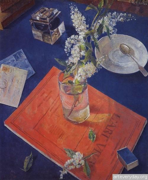 2 | Петров-Водкин Кузьма Сергеевич. Российский и советский живописец-символист | ARTeveryday.org