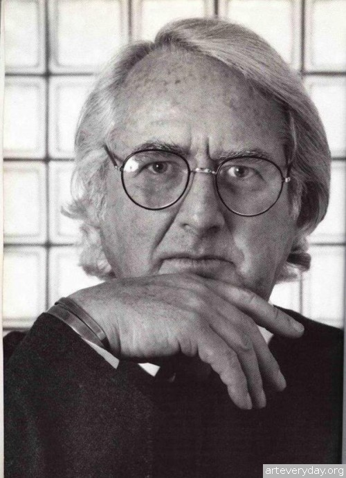 2 | Richard Meier - Ричард Мейер. Ведущий представитель американского авангарда | ARTeveyday.org