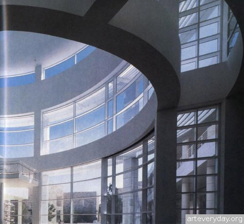 25 | Richard Meier - Ричард Мейер. Ведущий представитель американского авангарда | ARTeveyday.org