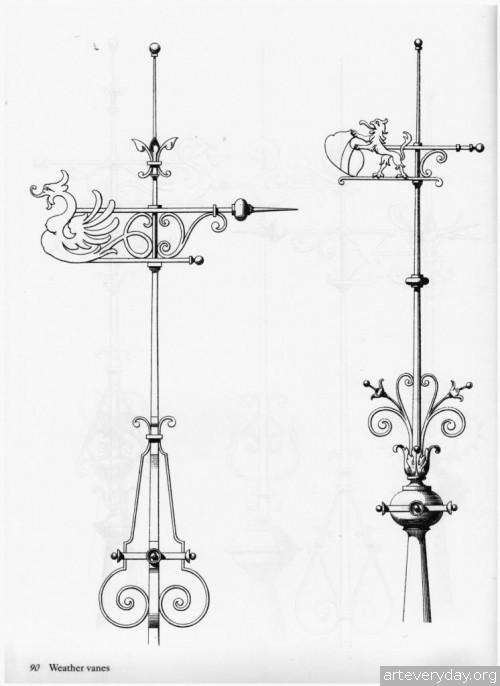 10 | Traditional ironwork designs - Альбом кованных изделий | ARTeveryday.org