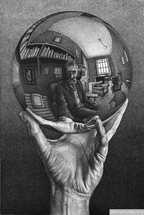 1 | Мауриц Корнелис Эшер – Maurits Cornelis Escher. Полное собрание графики | ARTeveryday.org