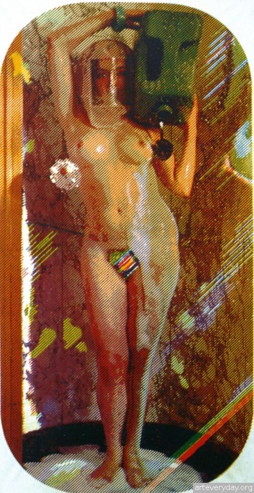 14 | «Взрывной эффект». Поп-арт 60-70 годов | ARTeveryday.org