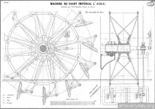 17 | Атлас морской техники ВМФ Франции XIX века | ARTeveryday.org