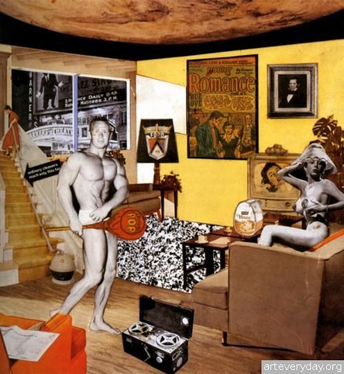2 | «Взрывной эффект». Поп-арт 60-70 годов | ARTeveryday.org