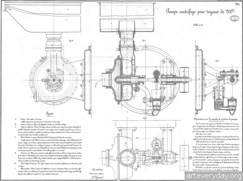 20 | Атлас морской техники ВМФ Франции XIX века | ARTeveryday.org