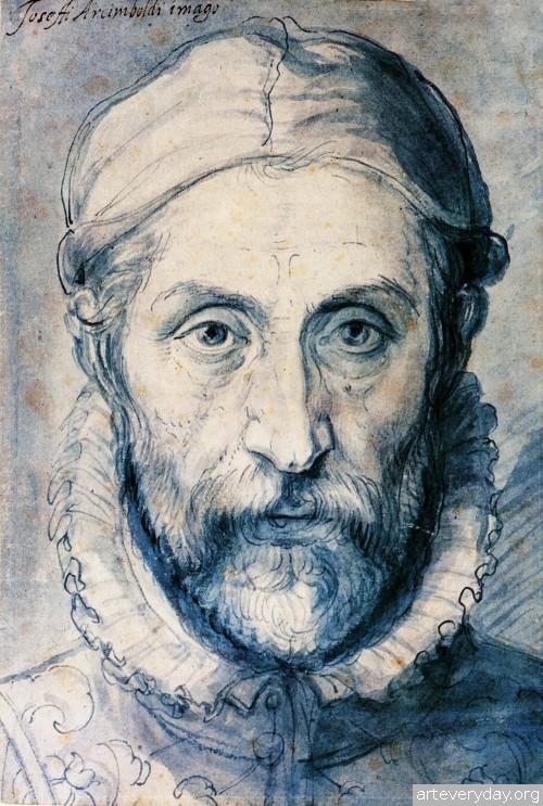 2 | Arcimboldo Giuseppe - Арчимбольдо Джузеппе. Фантастические портреты | ARTeveryday.org