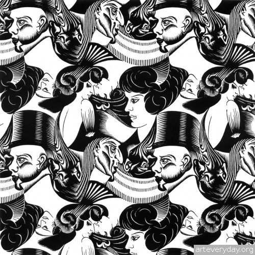 3 | Мауриц Корнелис Эшер – Maurits Cornelis Escher. Полное собрание графики | ARTeveryday.org