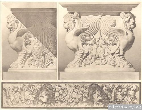 3 | Альбом античных архитектурных элементов | ARTeveryday.org