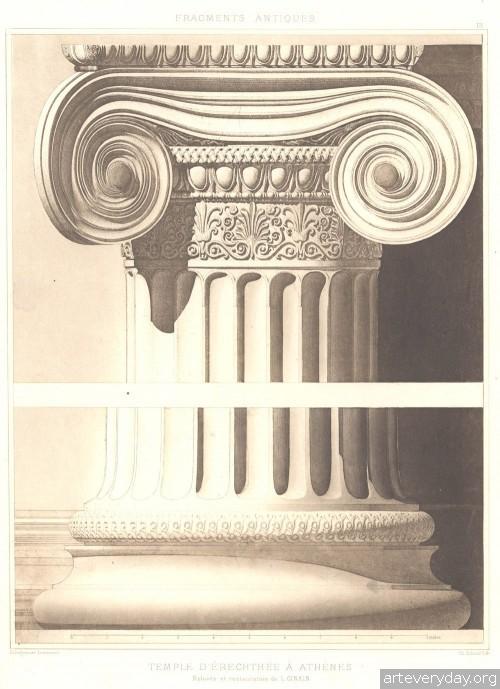 4 | Альбом античных архитектурных элементов | ARTeveryday.org