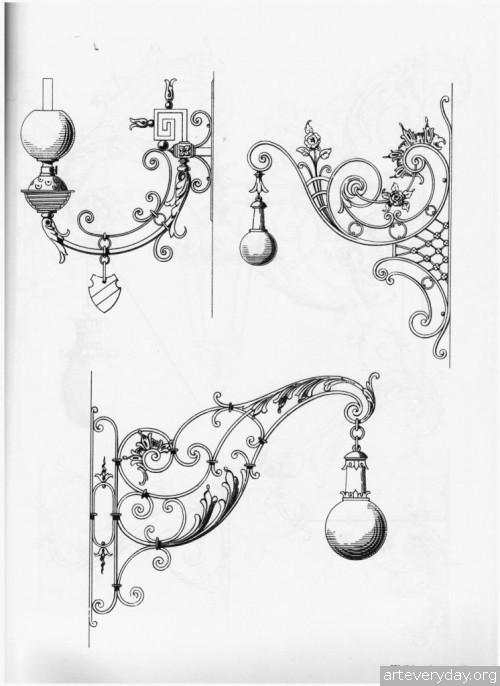 5 | Traditional ironwork designs - Альбом кованных изделий | ARTeveryday.org