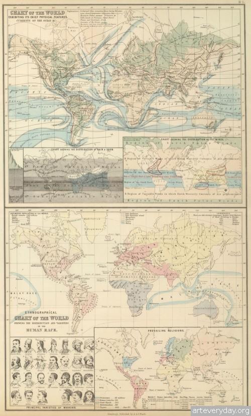 5 | Инфографика второй половины XIX века | ARTeveryday.org
