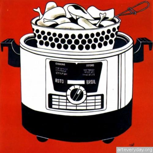 6 | «Взрывной эффект». Поп-арт 60-70 годов | ARTeveryday.org