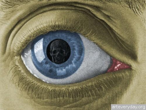 6 | Мауриц Корнелис Эшер – Maurits Cornelis Escher. Полное собрание графики | ARTeveryday.org