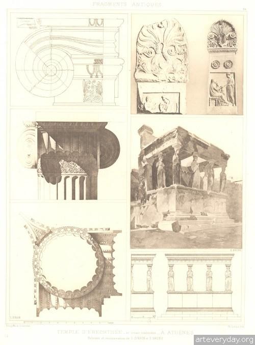 7 | Альбом античных архитектурных элементов | ARTeveryday.org