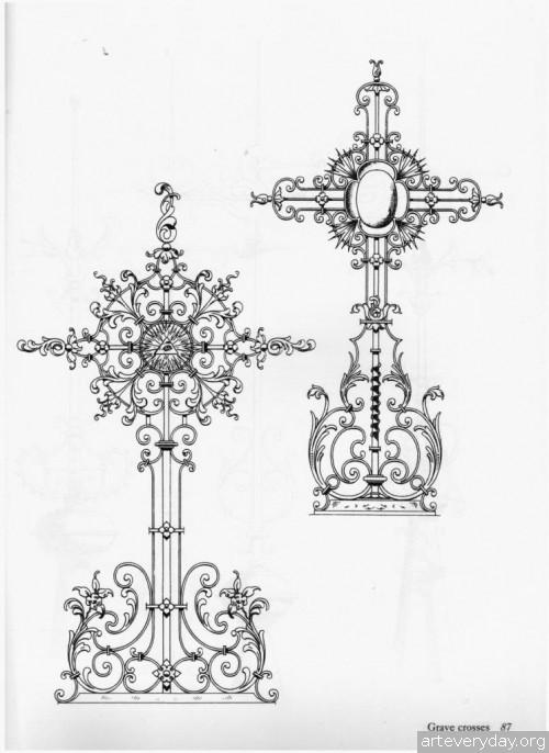 9 | Traditional ironwork designs - Альбом кованных изделий | ARTeveryday.org