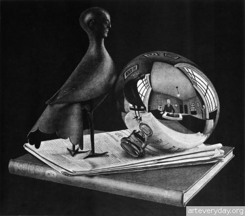 9 | Мауриц Корнелис Эшер – Maurits Cornelis Escher. Полное собрание графики | ARTeveryday.org