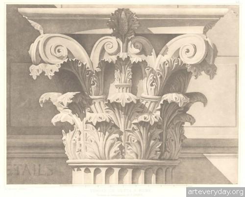 9 | Альбом античных архитектурных элементов | ARTeveryday.org