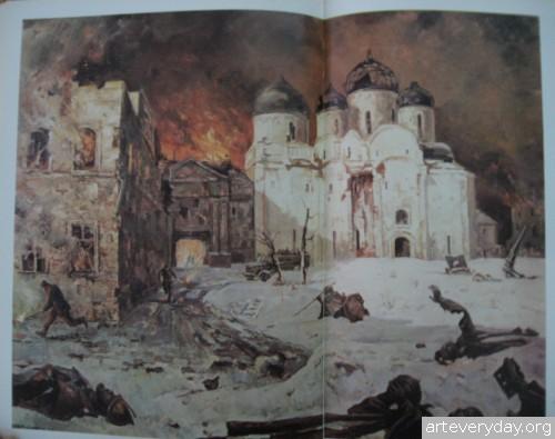 17 | Кукрыниксы. Графика военных лет 1941-1945 | ARTeveryday.org