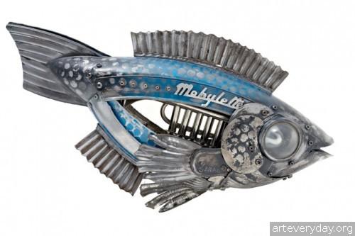 Edouard Martinet - Эдуард Мартинье. Скульптор-металлист | ARTeveryday.org