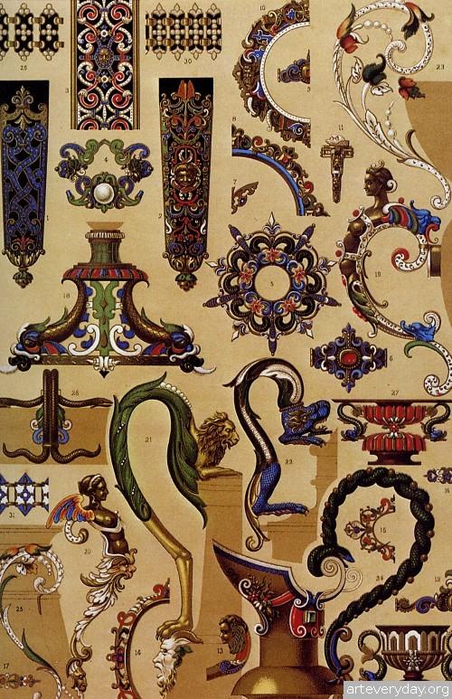 2 | Орнамент всех времен и стилей. Альбом 2 | ARTeveryday.org