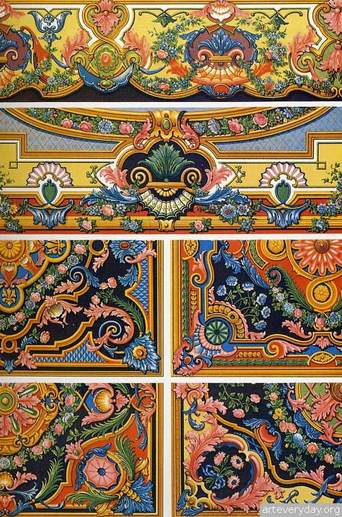 8 | Орнамент всех времен и стилей. Альбом 2 | ARTeveryday.org
