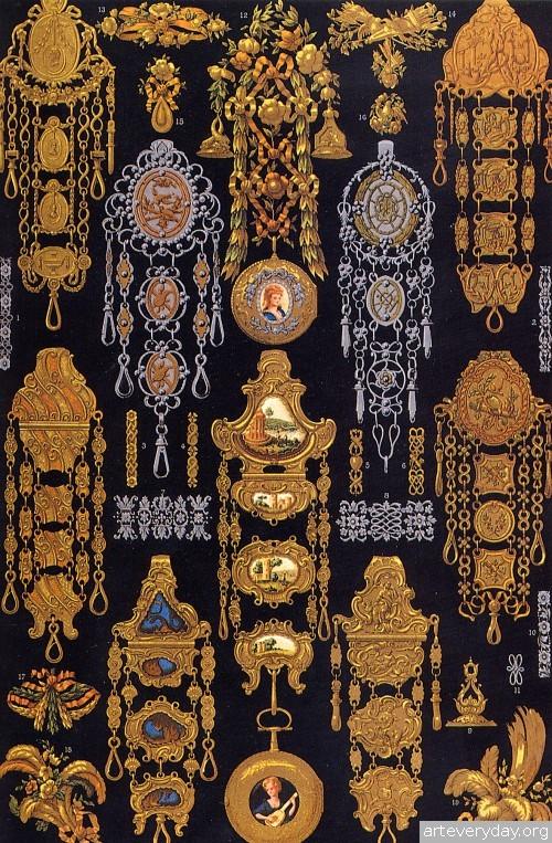 10 | Орнамент всех времен и стилей. Альбом 2 | ARTeveryday.org