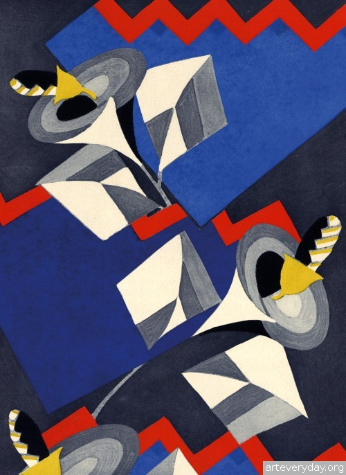 11   Орнаменты Арт Деко - Art Deco Designs   ARTeveryday.org