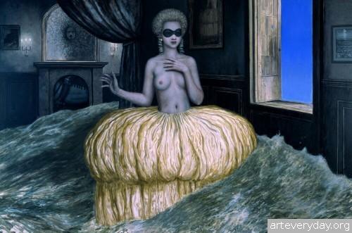 14 | Мрачные сновидения Майка Уорролла | ARTeveryday.org