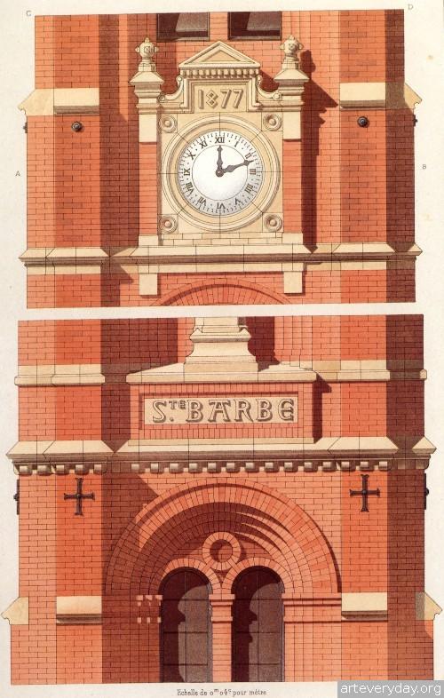 16 | Victorian Brick and Terra-Cotta Architecture - Викторианская кирпичная и терракотовая архитектура | ARTeveryday.org