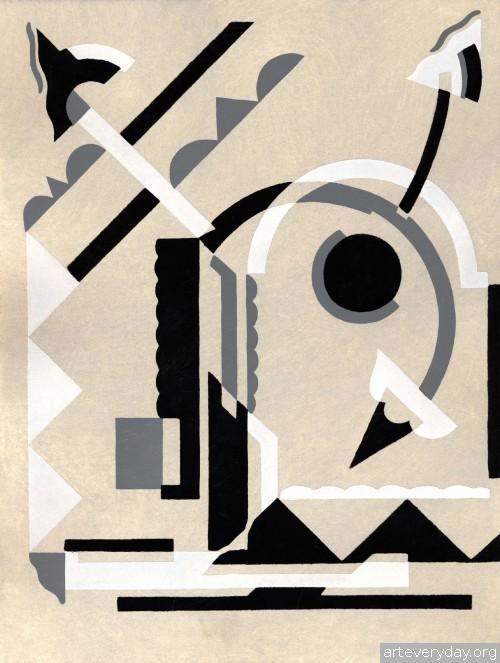 3   Орнаменты Арт Деко - Art Deco Designs   ARTeveryday.org