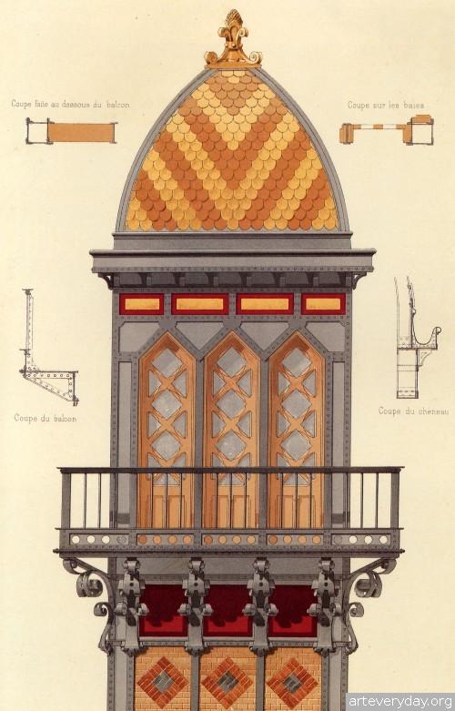 4 | Victorian Brick and Terra-Cotta Architecture - Викторианская кирпичная и терракотовая архитектура | ARTeveryday.org