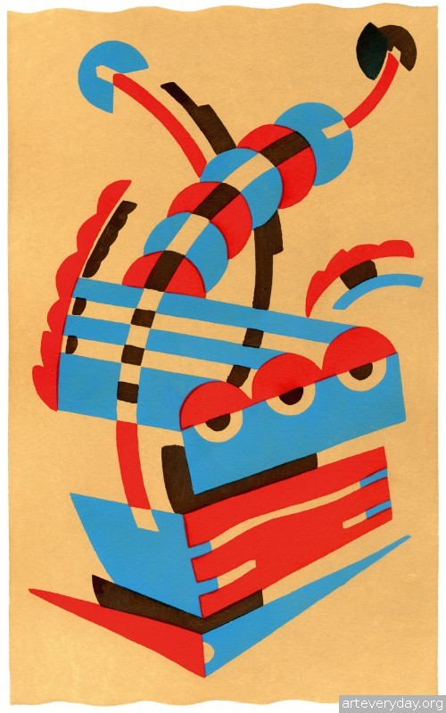 4   Орнаменты Арт Деко - Art Deco Designs   ARTeveryday.org