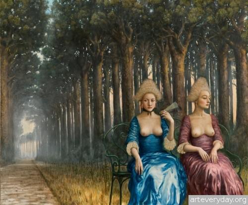 5 | Мрачные сновидения Майка Уорролла | ARTeveryday.org