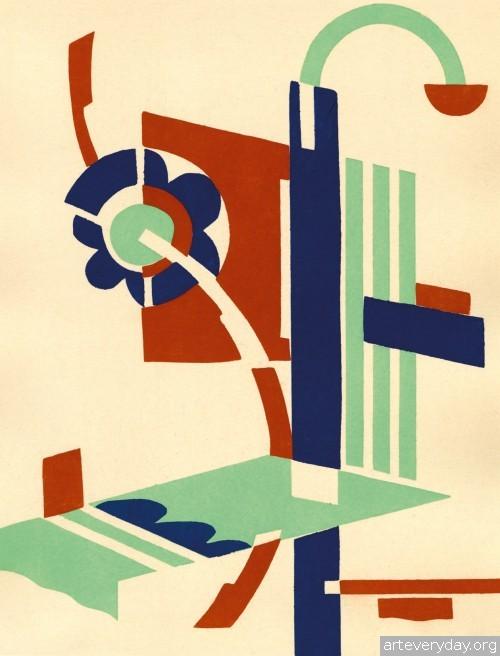 6   Орнаменты Арт Деко - Art Deco Designs   ARTeveryday.org