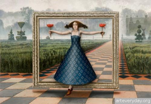 8 | Мрачные сновидения Майка Уорролла | ARTeveryday.org