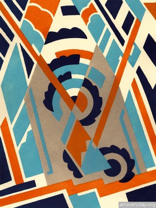 8   Орнаменты Арт Деко - Art Deco Designs   ARTeveryday.org