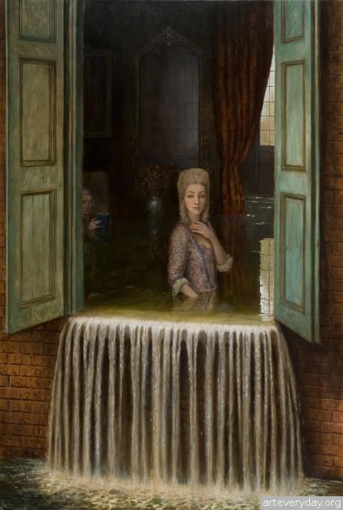 9 | Мрачные сновидения Майка Уорролла | ARTeveryday.org