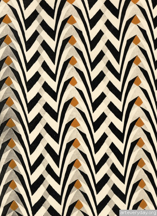 9 | Орнаменты Арт Деко - Art Deco Designs | ARTeveryday.org