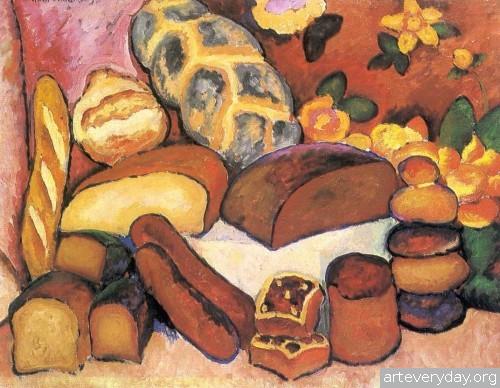 Хлебы. 1912 г.