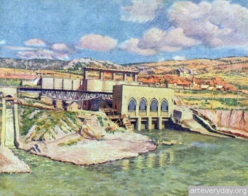 ЗАГЭС. 1927 г.