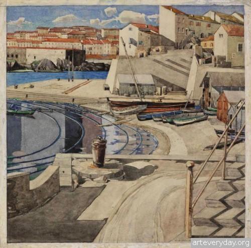 5  Чарльз Ренни Макинтош-Charles Rennie Mackintosh   ARTeveryday.org